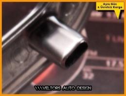Audi Direksiyon Airbag Logo Amblem