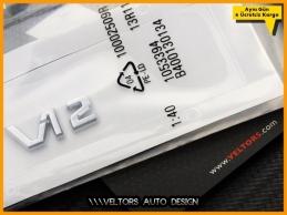 Mercedes Maybach V12 Konsol...