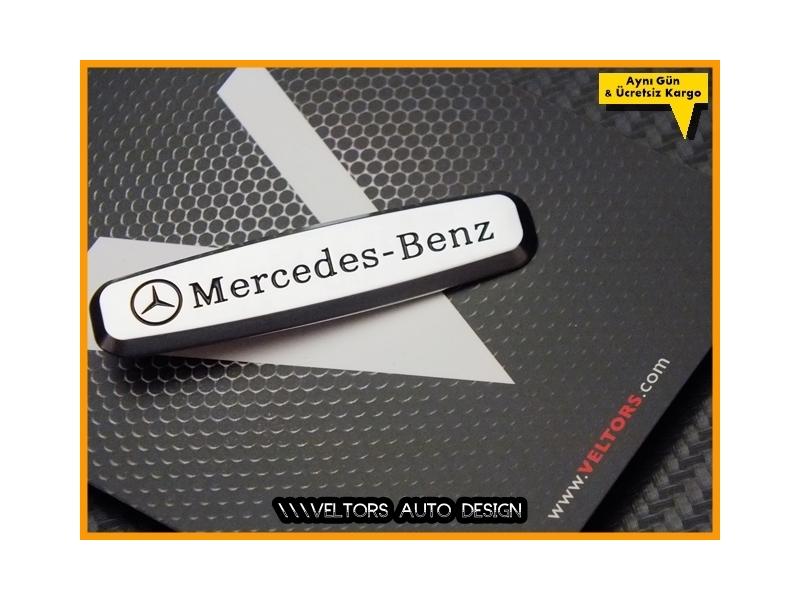 Mercedes Torpido Kokpit Logo Amblem