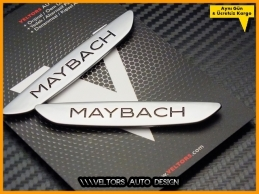 Mercedes MAYBACH Kapı Logo...