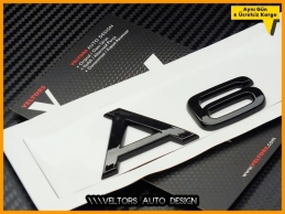 Audi Piano Black / Parlak...
