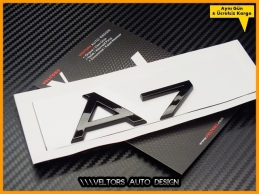 Audi Piano Black / Parlak...