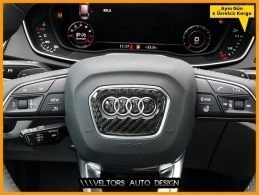 Audi Q3 Q5 Q7 Q8 Carbon /...