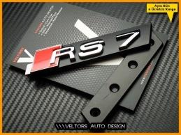 Audi A7 RS7 Ön Izgara Logo...