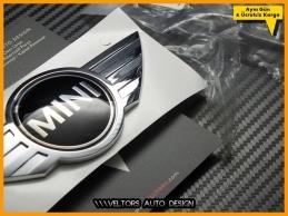 Mini Cooper Clubman Ön Kaput Logo Amblem