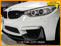 BMW Yeni Nesil M3 Ön Izgara Logo Amblem