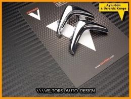 Citroen Orjinal Airbag Direksiyon Logo Amblem