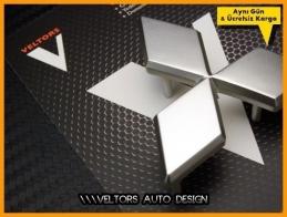 Mitsubishi Airbag Direksiyon Logo Amblem