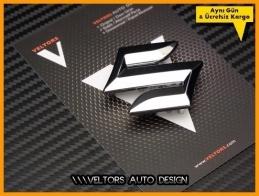 Suzuki Airbag Direksiyon Logo Amblem