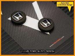 Honda Anahtarlık Kumanda Logo Amblem Seti