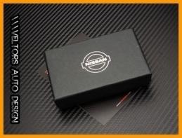 Nissan Logo Amblem Özel Krom Anahtarlık