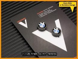 BMW Anahtarlık Kumanda Logo Amblem Seti