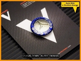 Mercedes  Multi Medya iDrive Kontrol Unite Logo Amblem