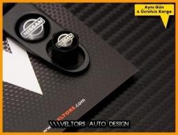Nissan Nismo Logo Amblem Anahtarlık Sibop Kapak Seti